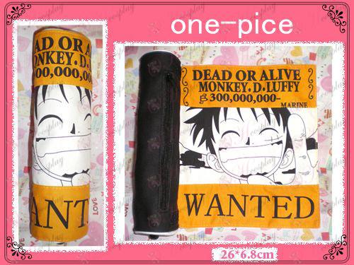 Luffy a voulu Pen Reel (Jaune)