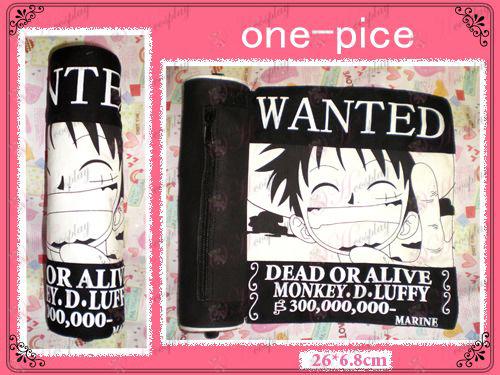 Luffy a voulu Pen Reel (Black)