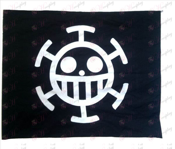 One Piece Accessories - pirate flag