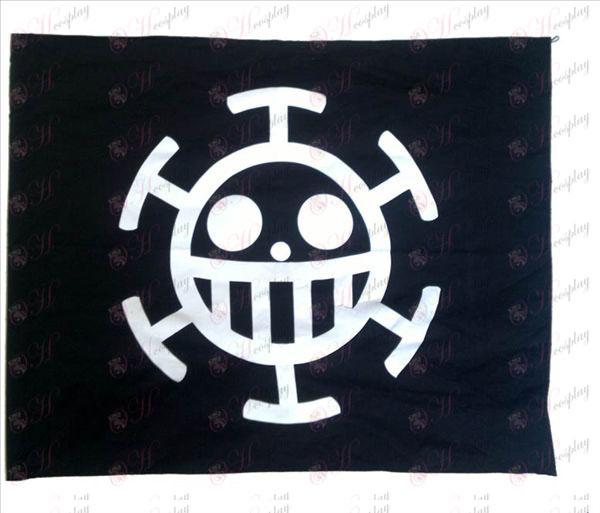 One Piece Príslušenstvo - pirátska vlajka
