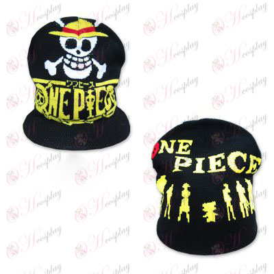 One Piece Acessórios Jacquard Hat Luffy