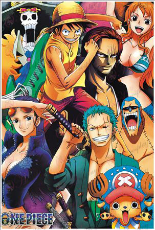 One Piece Accessories puzzle 1392