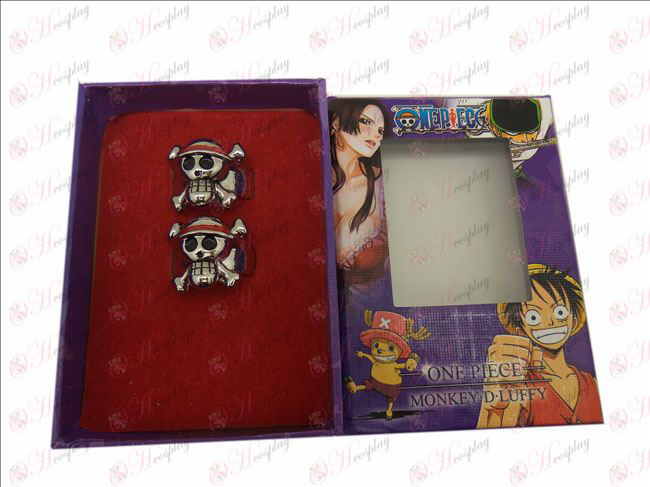 DOne Piece Accessories Luffy couple rings