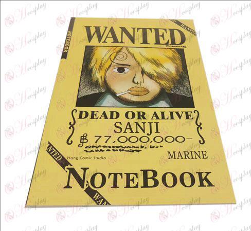 Sanji notebook