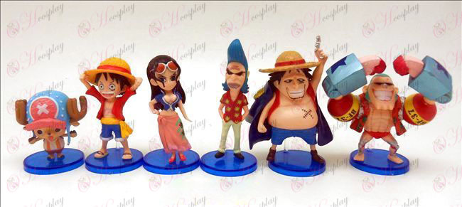 58 Generation 6 One Piece Аксесоари кукла люлка