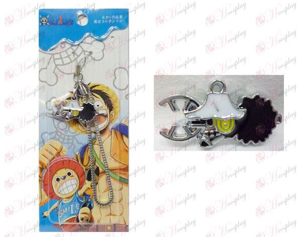 One Piece Acessórios Strap anos flag Houwusuopu