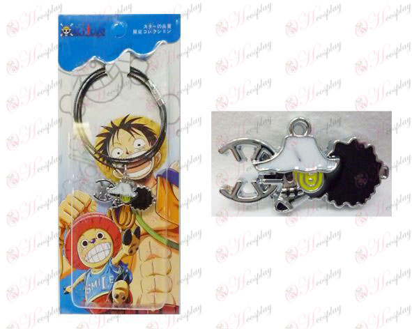 One Piece Accessories years Houwusuopu flag wire chain
