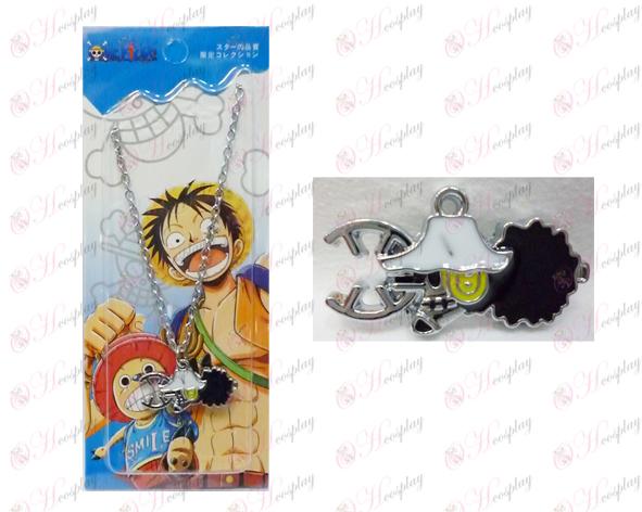 One Piece אבזרים שנים Houwusuopu מילת שרשרת דגל 0