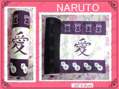 Naruto Gaara Scroll Pen (Purple)