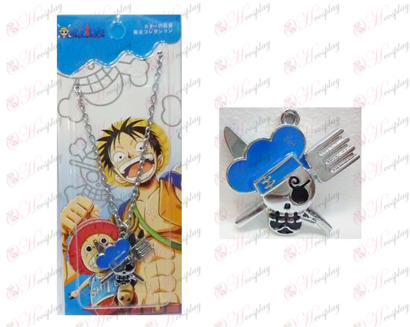 One Piece Accessories Two years later Sanji flag 0 word chain