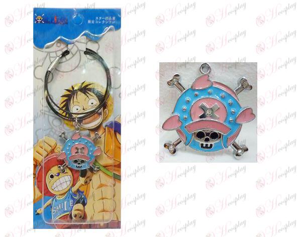 One Piece Accessoires ans Houqiao Ba drapeau juste de la chaîne de fil