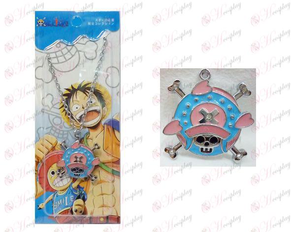 One Piece Accessories years Houqiao Ba flag 0 word chain
