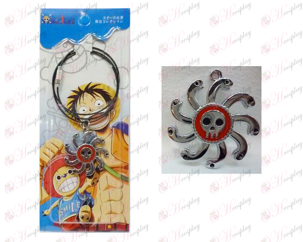 One Piece Accessori Due anni più tardi imperatrice catena filo di Chi