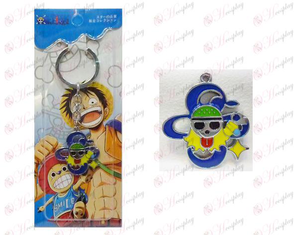 One Piece Kiegészítők logó kulcstartó Nami két év után