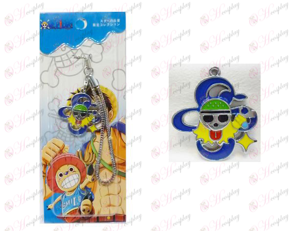 One Piece Accessories Two years later Nami logo Strap