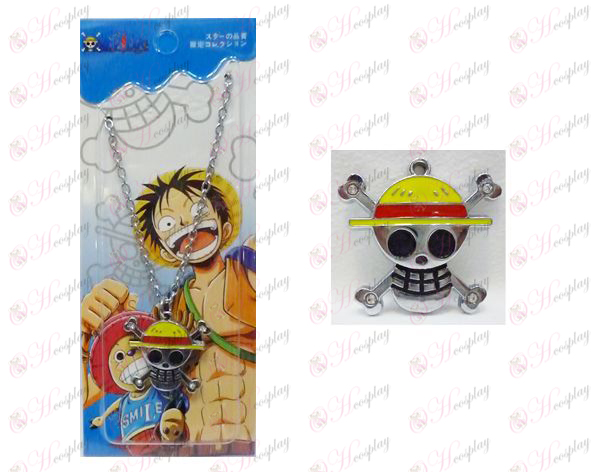 One Piece Accessories posterior fly two flags 0 word chain