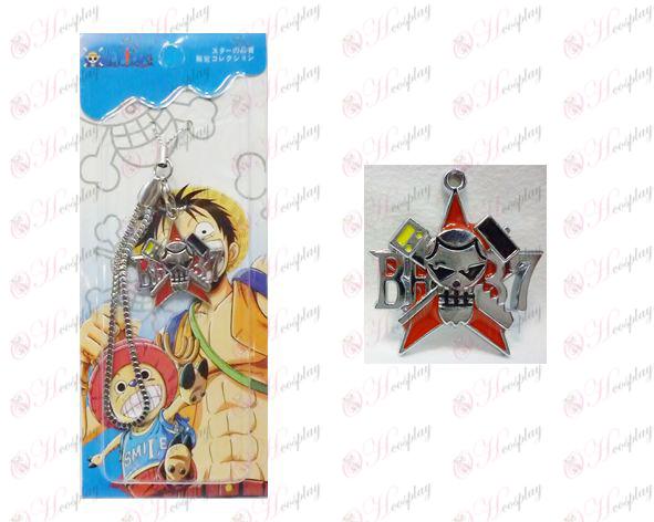 One Piece аксессуары ремешок лет Houfulanke флаг
