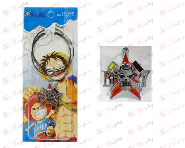 One Piece Accessories years Houfulanke flag wire chain