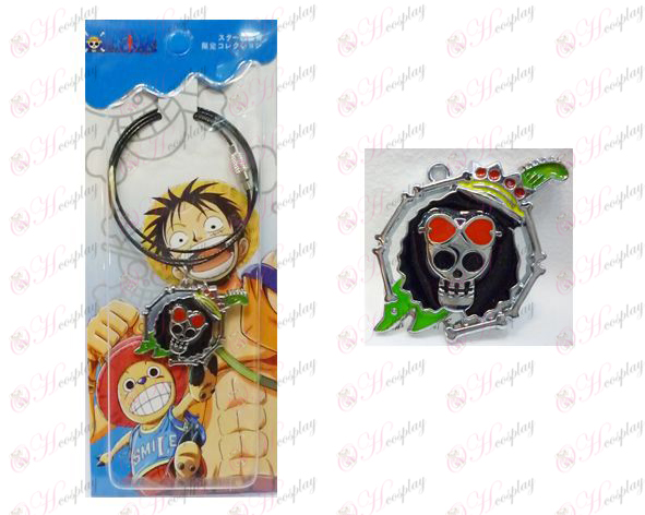 One Piece Accessories years Houbuluke flag wire chain