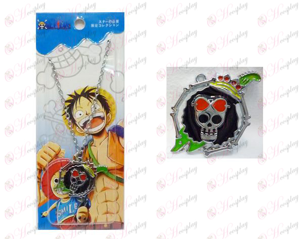 One Piece Accessories years Houbuluke flag 0 word chain