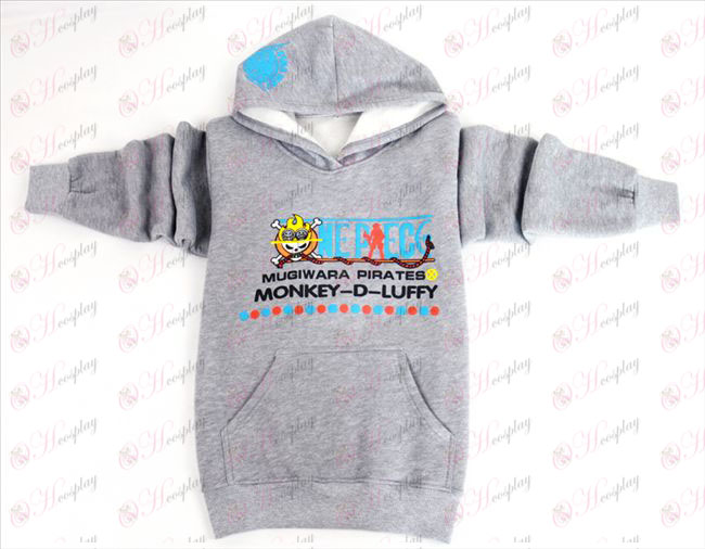 One Piece Tarvikkeet Ice paksu villapaita (M / XL)
