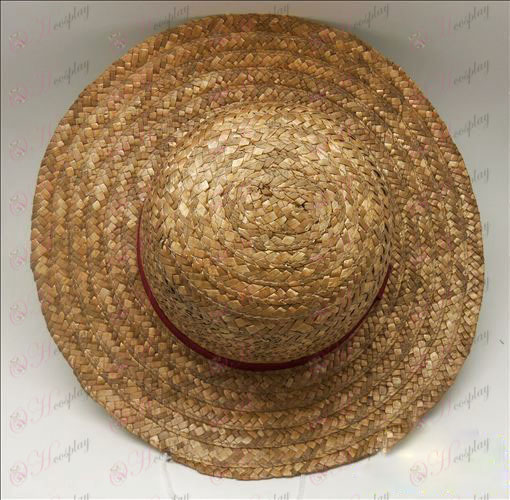 COS II Luffy chapeau de paille (grand)
