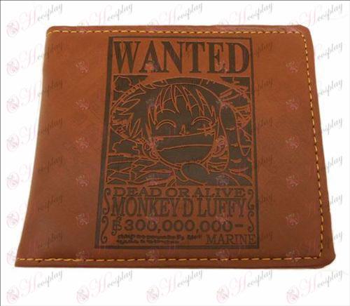 لوفي مطلوب محفظة (جين)