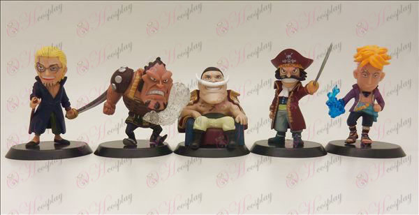 Genuine five base models One Piece Accessories