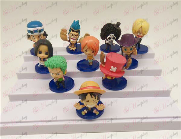 10 One Piece Accessories doll cradle
