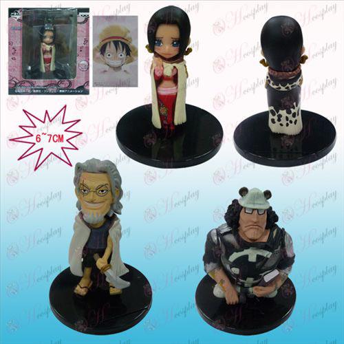 8 ª geração 3 W One Piece Acessórios berço boneca