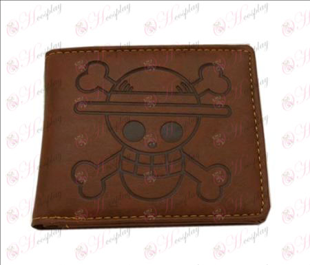 One Piece Luffy Acessórios carteira (Jane)