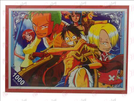 One Piece Accessories puzzle 1373