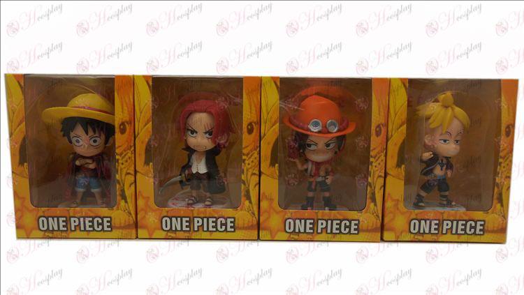 55 4 modèles Generation One Piece Accessoires de base Boxed