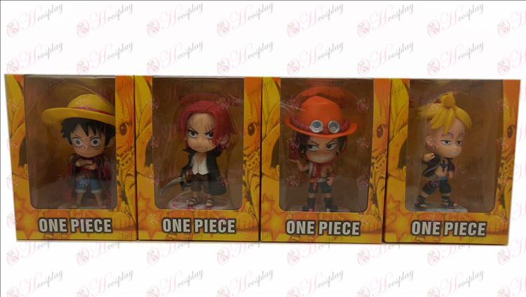 55 Generation 4 models One Piece Accessories Boxed base