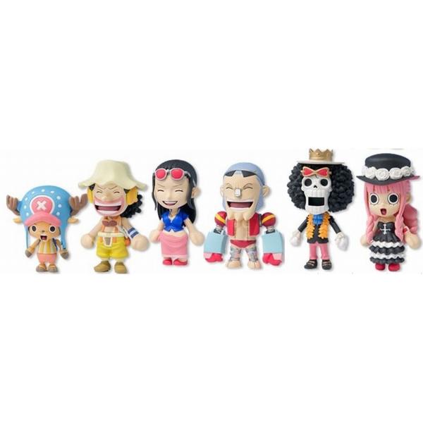 62 Generación 6 Doll (Sonrisa Serie 2) 8 cm