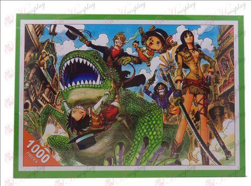 원피스 액세서리 퍼즐 1374