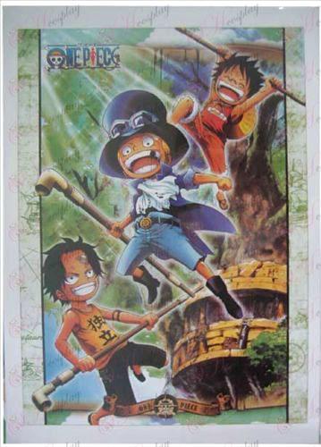 One Piece Tillbehör pussel 506