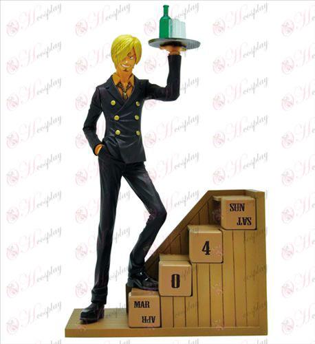 Sanji -2 kalenderår efter One Piece Tilbehør Boxed hånd til at gøre