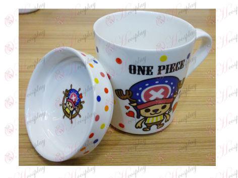 One Piece Zubehör Jahren Houqiao Ba Keramik-Tasse