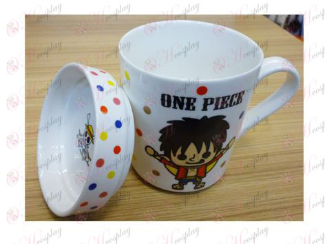 One Piece Accessories posterior fly two new ceramic cup