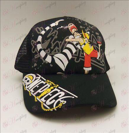 עשה חתיכת אבזרים לופי כובע