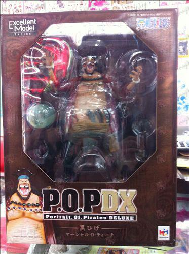 POP Blackbeard ruka robiť