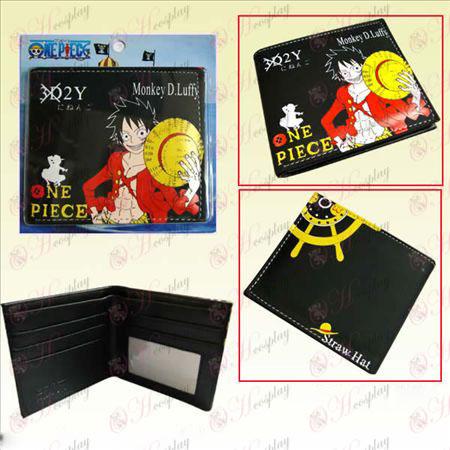 One Piece Tillbehör2 år bakre flyga korta plånbok