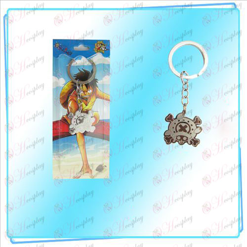 One Piece Accessories (Joe head key ring)