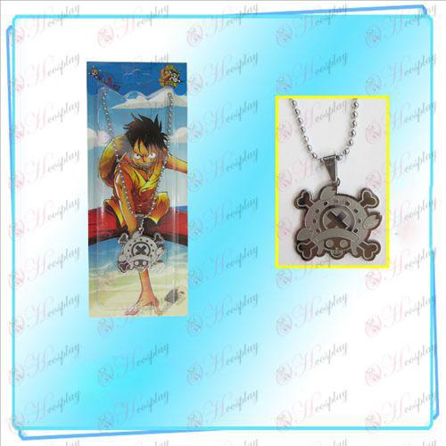 One Piece Accessories (Chopper head necklace)