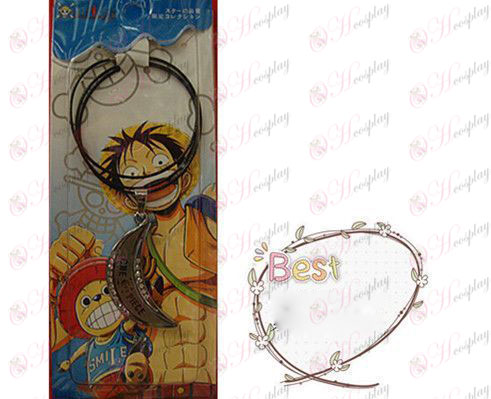 One Piece Accessories moon series wire chain