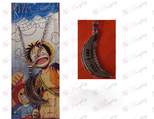 One Piece Accessories word necklace Moon Series 0