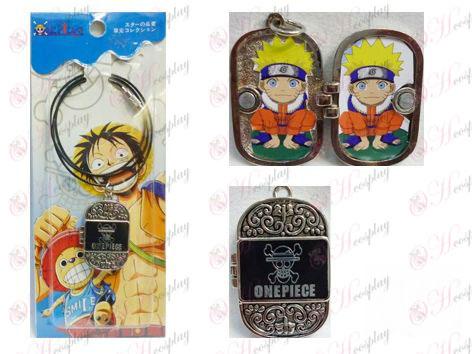 One Piece Accessories Photo Frame Series steel chain