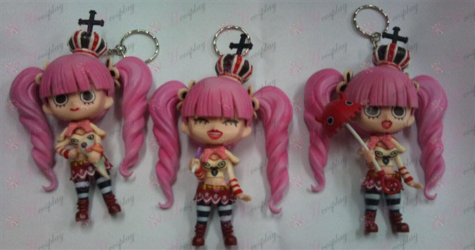 3 Perona pirates Keychain
