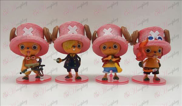 2nd generation 4 models Chopper Doll (box)